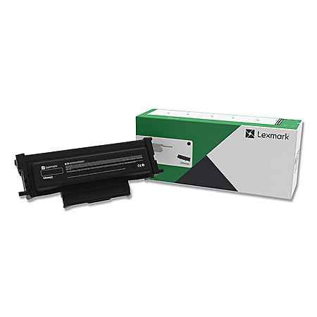 Lexmark B221H00 High-Yield Return Program Toner, 3000 Page-Yield - Black