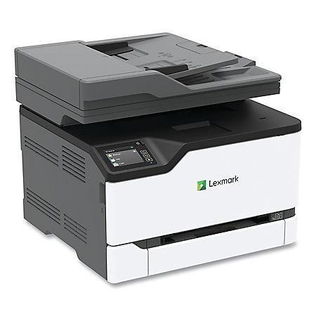 Lexmark CX431adw MFP Color Laser Printer, Copy; Print; Scan