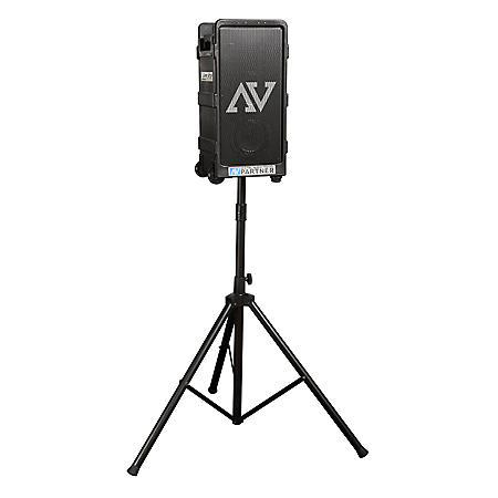 Amplivox 250W Digital Uhf PA Audio Travel Partner
