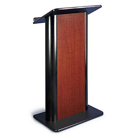 Amplivox Non-Sound Flat Sipping Seattle Java Lectern