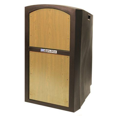 Amplivox Non-Sound Pinnacle Multimedia Lectern, Select Color