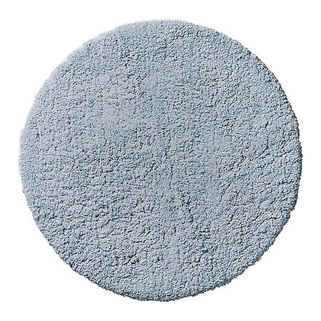 "Cozy Toes 50"" Round Rug (Assorted Colors)"