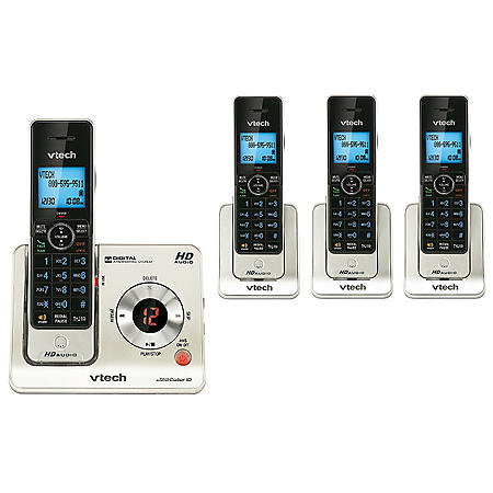 Vtech LS6426-4 DECT 6.0 Digital 4-Handset System