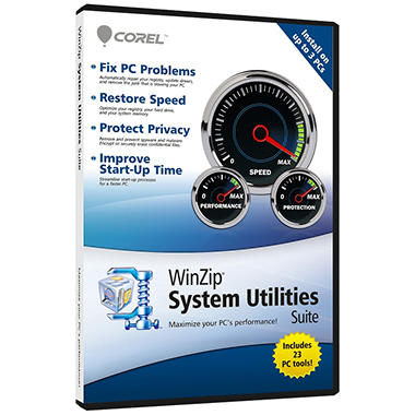WinZip Systems Utilities Suite - PC