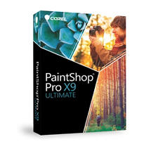 PaintShop Pro X9 Ultimate Software