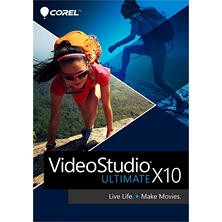 VideoStudio Pro X10 Ultimate Software