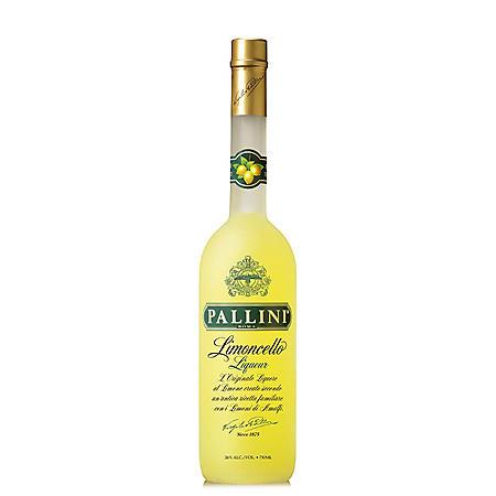 Pallini Limoncello Liqueur (750 ml)