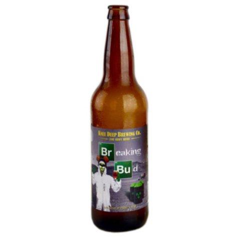Knee Deep Breaking Bud India Pale Ale (22 fl. oz. bottle)