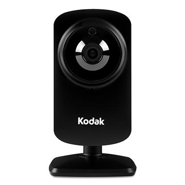 Kodak CFH-V10 720p Wi-Fi HD Video Monitoring Security Camera with Cloud Storage