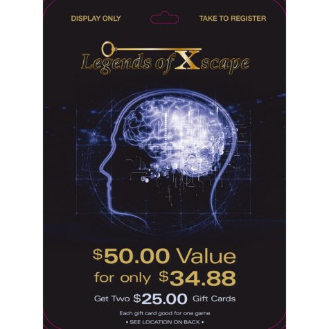 Legends of Xscape - 2 x $25