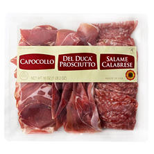 Daniele Del Duca Cured Pork Variety Pack (18 oz.)