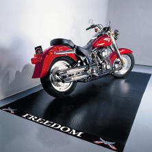 G-Floor Motorcycle Mat - 10' x 5'