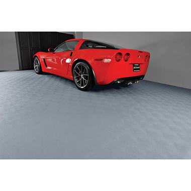 G-Floor Garage and Utility Flooring 10ft x 22ft Levant Pattern
