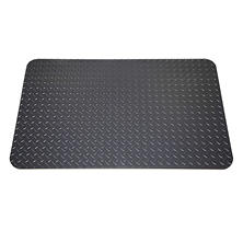 "G-Floor Diamond Tread Anti-Fatigue Mat 32""x47"" - Slate Grey"
