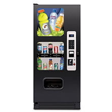 Selectivend CB500 Gatorade 10 Selection Drink Machine