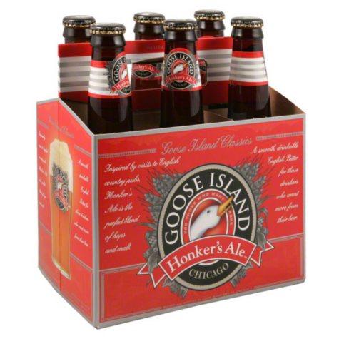 Goose Island Honker's Ale (12 fl. oz. bottle, 6 pk.)