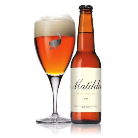 Goose Island Matilda Pale Ale (25.9 fl. oz. bottle)