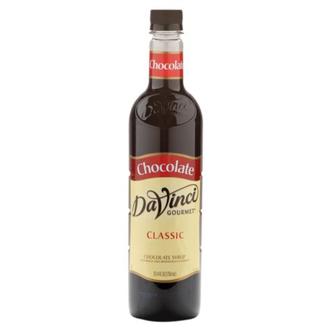 DaVinci Gourmet Chocolate Coffee Syrup - 750ml