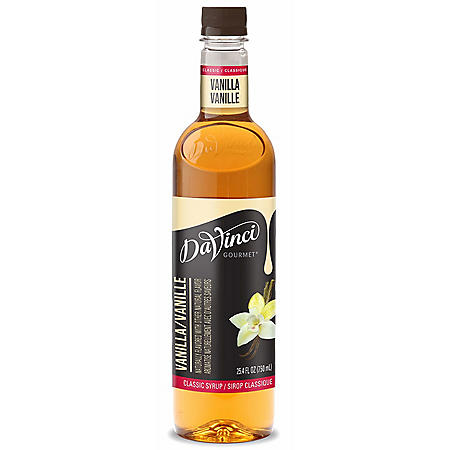 DaVinci Gourmet™ Vanilla Syrup (25.4 oz.)