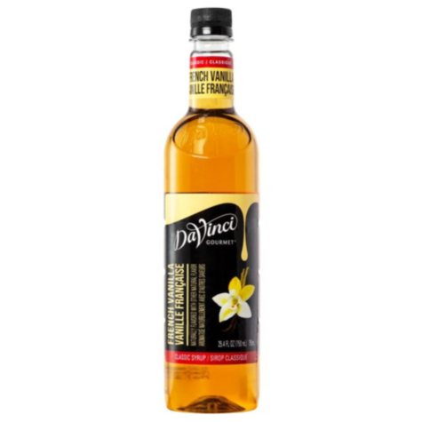 DaVinci Gourmet™ French Vanilla Syrup (25.4 oz.)