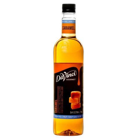 DaVinci Gourmet™ Sugar-Free Caramel Syrup (25.4 oz.)