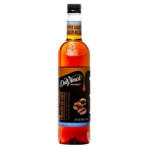 DaVinci Gourmet™ Sugar-Free Coffee Liqueur Syrup (25.4 oz.)
