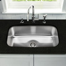 Your sink warehouse sams club stahl stainless extra large single bowl kitchen sink workwithnaturefo