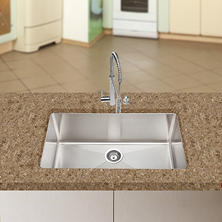 Stahl Handmade - Extra Large Single Bowl Kitchen Sink