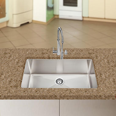 Single Kitchen Sinks Stahl handmade extra large single bowl kitchen sink sams club stahl handmade extra large single bowl kitchen sink workwithnaturefo
