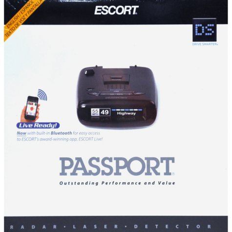 Escort Passport Radar/Laser Detector