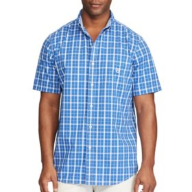 Chaps Men's Short Sleeve Button Down Shirt