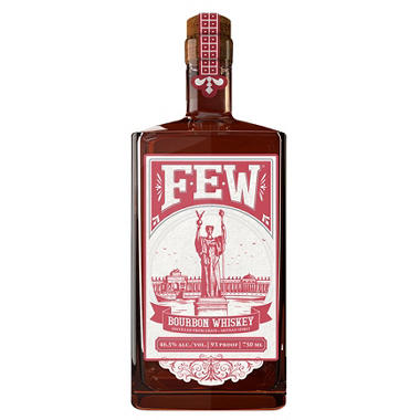 FEW Bourbon Whiskey (750 ml)