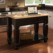 Lanza Kitchen Island