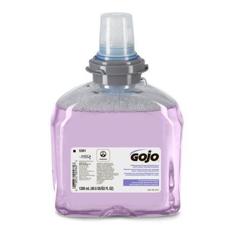 GOJO TFX Premium Foam Hand Wash Refill, Cranberry Scent (1200mL)