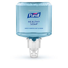 PURELL Professional HEALTHY SOAP Fresh Scent Foam Refill, ES4 (1200ml, 2 pk.)