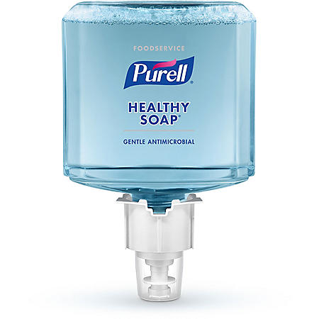 Purell Foodservice HEALTHY SOAP Antimicrobial Foam Refill, ES4 (1200ml, 2 pk.)