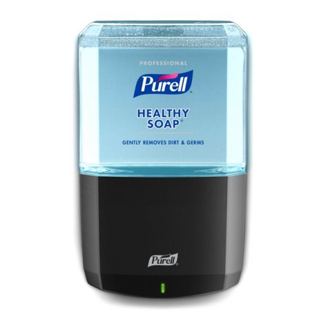 Purell Professional HEALTHY SOAP Fresh Scent ES6 Starter Kit, Graphite Dispenser with 1200ml Refill