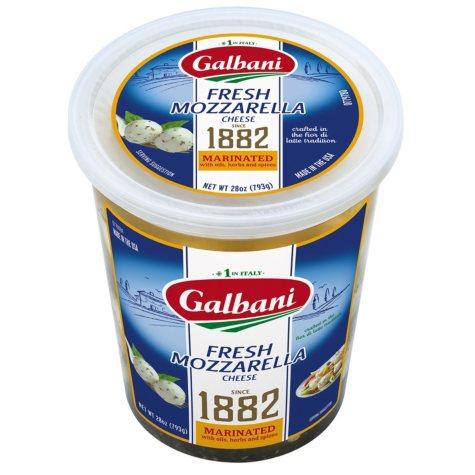 Galbani Marinated Fresh Mozzarella (28 oz.)