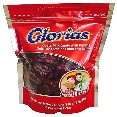 Gloria's with Cajeta  21.16 oz. (30 pcs.)