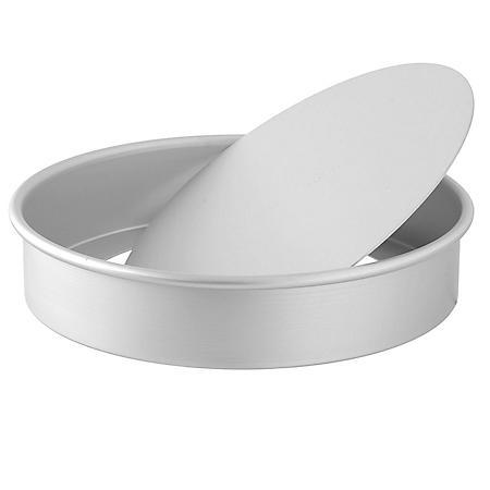 Lloyd Pans Cheesecake Pan, Loose Bottom, Silver-Kote Finish (6PK)