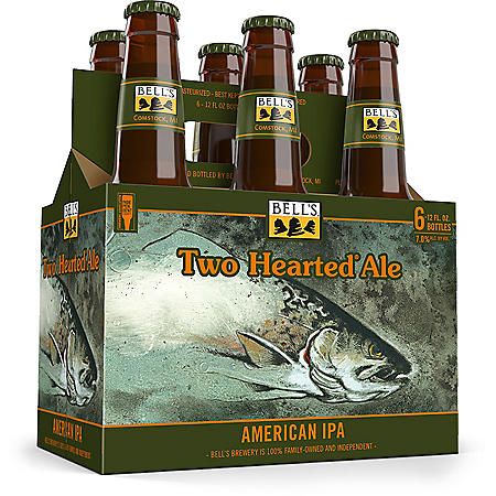 BELL'S TWO HEARTED 6 / 12 OZ BOTTLES