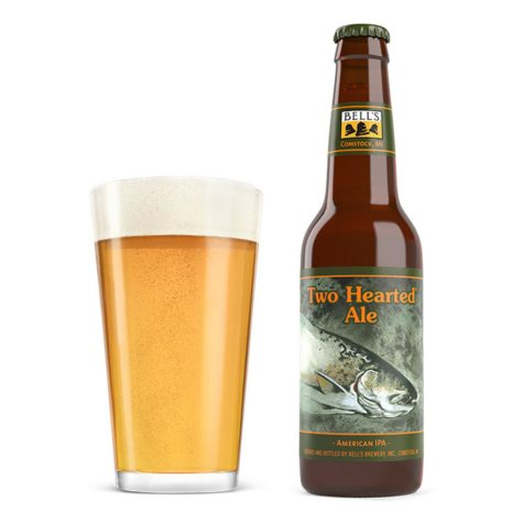 Bell's Two Hearted American IPA (12 fl. oz. bottle, 24 pk.)
