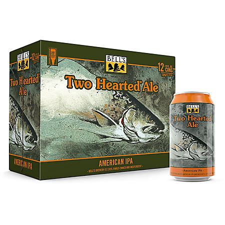 Bell's Two Hearted Ale (12 fl. oz. can, 12 pk.)