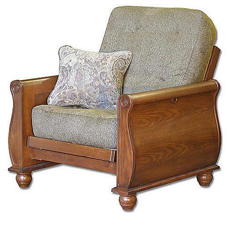 Simmons Bordeaux Chair Junior Sleeper