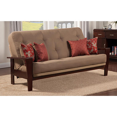 asana futon sam 39 s club. Black Bedroom Furniture Sets. Home Design Ideas