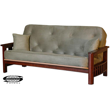 Simmons 174 Arden Sleeper Futon Sofa Sam S Club