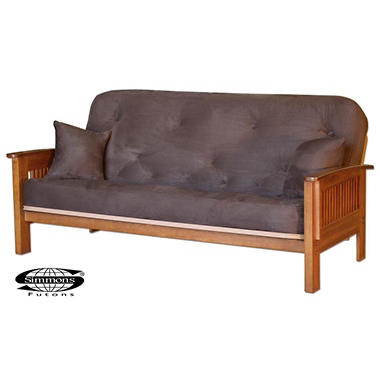 Simmons Cooper Futon Sleeper Sofa