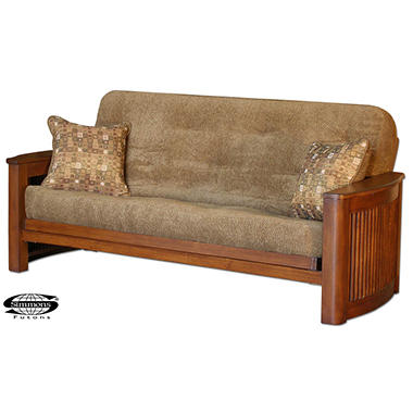 Simmons Palermo Futon Sleeper Sofa