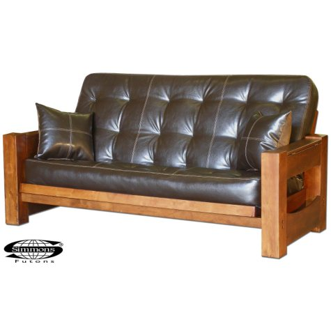 Simmons Yosemite Futon Sleeper Sofa