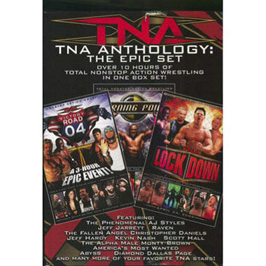 TNA Anthology: The Epic Set  - FS